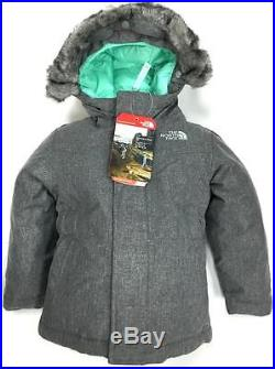New North Face Toddler Girls Greenland Down Jacket 550-fill Insulated Crx0