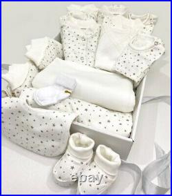 Newborn Baby Clothing Set 25 Pcs Premium Quality Hypoallergenic New Gift Unisex