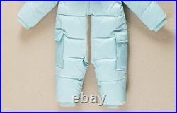 Newborn Winter Baby Clothes Snowsuit 90% Duck Down Jacket Infant Snow Jumpsuit