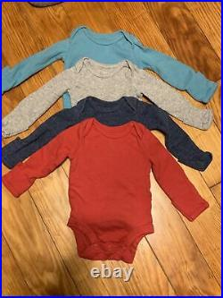 Newborn baby boy clothes 50+ piece lot