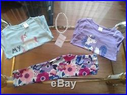 Nwt $266 Rv Gymboree Outlet Girls Size 2t 15 Pcs Lot Outfits Long Sleeve