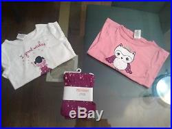 Nwt $283 Rv Gymboree Outlet Girls Size 3t 17 Pcs Lot Outfits Long Sleeve