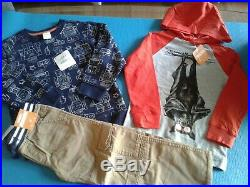 Nwt $398 Rv Gymboree Boys Size 4 4t 19 Pcs Lot Outfits Sets Fall Winter