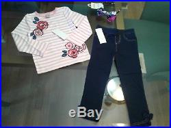 Nwt $398 Rv Gymboree Outlet Girls Size 3t 23 Pcs Lot Outfits Long Sleeve