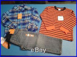 Nwt $407 Rv Gymboree Boys Size 2t 16 Pcs Lot Outfits Fall Winter