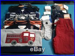 Nwt $462 Rv Gymboree Boys Size 2t 20 Pcs Lot Outfits Fall Winter