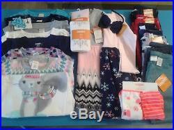 Nwt $485 Rv Gymboree Girls 22 Pcs Lot Size 4 4t Outfits Sets Fall Winter