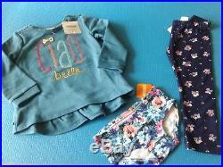 Nwt $580 Rv Gymboree Girls Size 2t 24 Pcs Lot Outfits Fall Winter