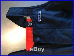 Patagonia Baby Snowpile Snowsuit Jacket 3T and Bibs 4T