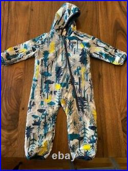 Patagonia baby (boy/girl, unisex) 6-12 months winter clothes lot