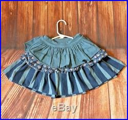 Persnickety 2t 3t Lot Blue Gray Green Fall Winter Boutique Set