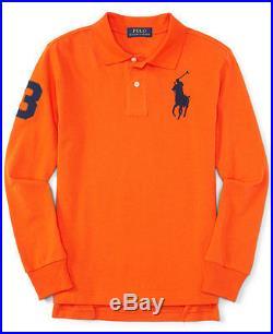 Polo Ralph Lauren Toddler Boy's Fleece Pants & Sweatshirt Set of 7 items 7T-6T