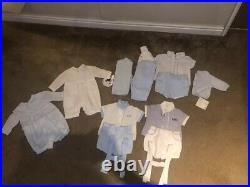 Premature-1month baby boy clothes