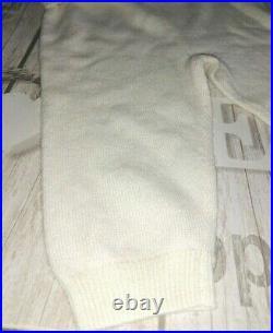 Ralph Lauren Baby Boys Cream Cardigan & Bottoms 100% Cashmere Outfit 6 Months