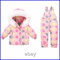 Set Winter Jumpsuit Children Boy Children Clothing Baby Snowsuit Kids Fashion