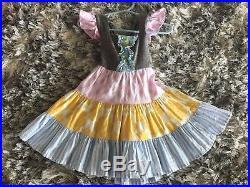 SweetHoney Sweet Honey LOT 3 Dresses Knit Lap New Jacket & Ice Cream Social