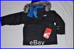 211a0df5b The North Face Toddler Boys Mcmurdo Parka Black Blue Size 3t Little ...