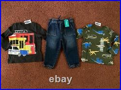 Toddler Baby Boys 18 24 Months FALL WINTER Clothing Lot Outfits Old Navy ALL NEW