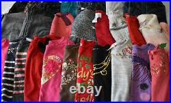 Used 30 Pc. Lot Of Baby/toddler Girl Clothes 3t Euc/vguc