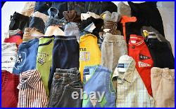 Used 38 Pc. Lot Of Baby Boy Clothes 18-24 Months Euc/vguc