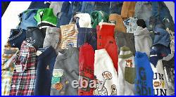 Used 41 Pc. Lot Of Baby Boy Clothes 18-24 Months Euc/vguc