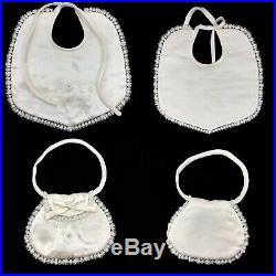 Vintage Japanese Baby Outfit Mitsukoshi Clothes Dress Bib Shawl Vest Cap Purse