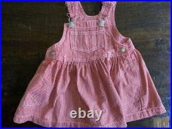 Vintage Rare OSHKOSH B'gosh/Gap/Tommy hilfiger Baby Infant Clothing Lot of 10