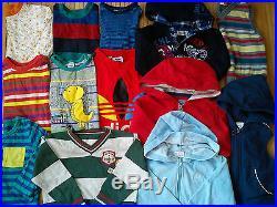 WINTER SUMMER 27x BUNDLE BABY BOY CLOTHES 12/18 MTHS (3.2)